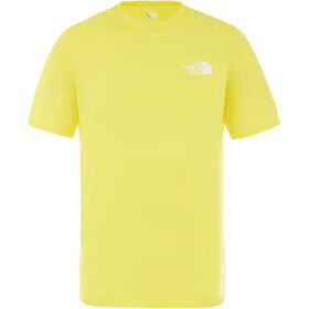 The North Face Flex II Camisa Manga Corta Hombre, tnf lemon